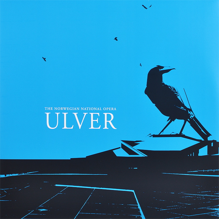 Ulver Ulver. The Norwegian National Opera (2 LP) ulver ulver kveldssanger re issue 2016