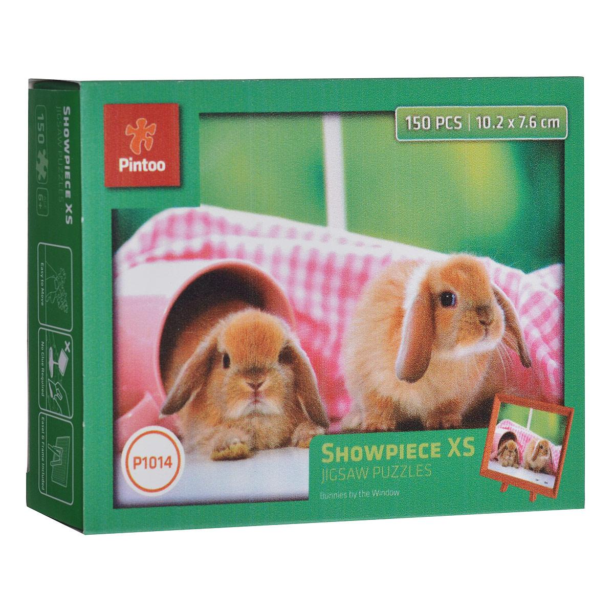 Кролики. Пазл, 150 элементов