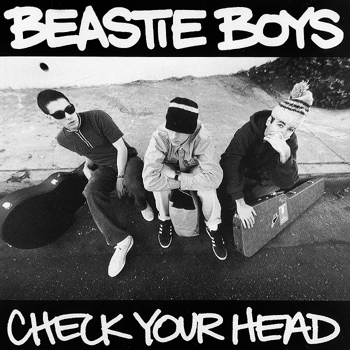 The Beastie Boys Beastie Boys. Check Your Head шапка check ya head check ya head mp002xm0lzmg