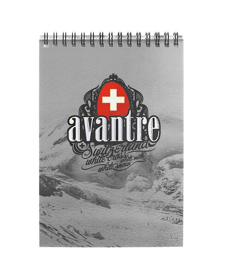Блокнот Avantre О19RR02W385281