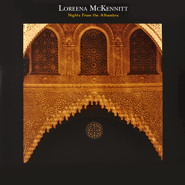 Лорина МакКеннитт Loreena McKennitt. Nights From The Alhambra. Limited Edition (2 LP) loreena mckennitt loreena mckennitt the journey so far the best of