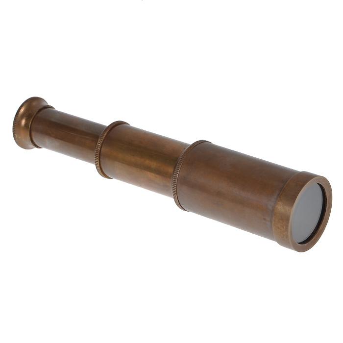 Подзорная труба в кожаном чехле Экспедиция  Генри Гудзон . ISKY-22 - Зрительные трубы