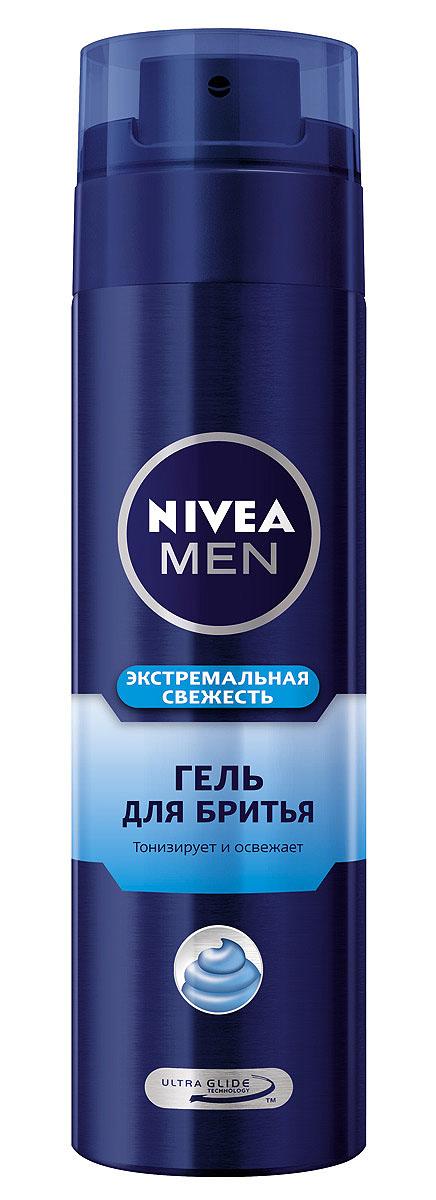 NIVEA Гель для бритья Экстремальная свежесть 200 млEP9600F0•Формула геля с освежающим экстрактом ментола и витаминным комплексом:•тонизирует кожу в процессе бритья •дарит неповторимый заряд свежестиОдобрено дерматологами. Как это работает •Идеальное бритье •Кожа выглядит здоровой и ухоженной Характеристики: Объем: 200 мл. Производитель: Германия. Артикул: 81730. Товар сертифицирован.Уважаемые клиенты!Обращаем ваше внимание на возможные изменения в дизайне упаковки. Качественные характеристики товара остаются неизменными. Поставка осуществляется в зависимости от наличия на складе.