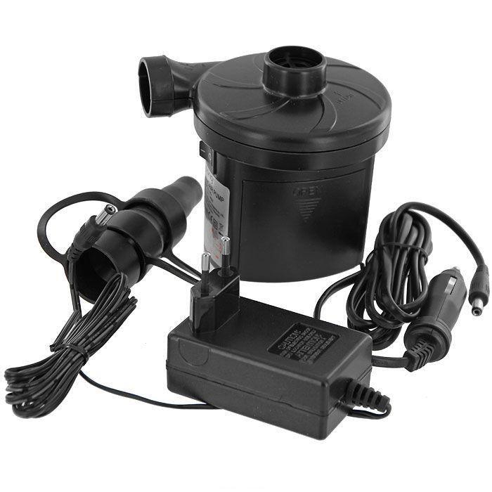Насос электрический RELAX  3-WAY ELECTRIC  220B/12VDC - Складная и надувная мебель