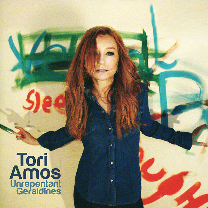Тори Эмос Tori Amos. Unrepentant Geraldines тори эмос tori amos little earthquakes lp