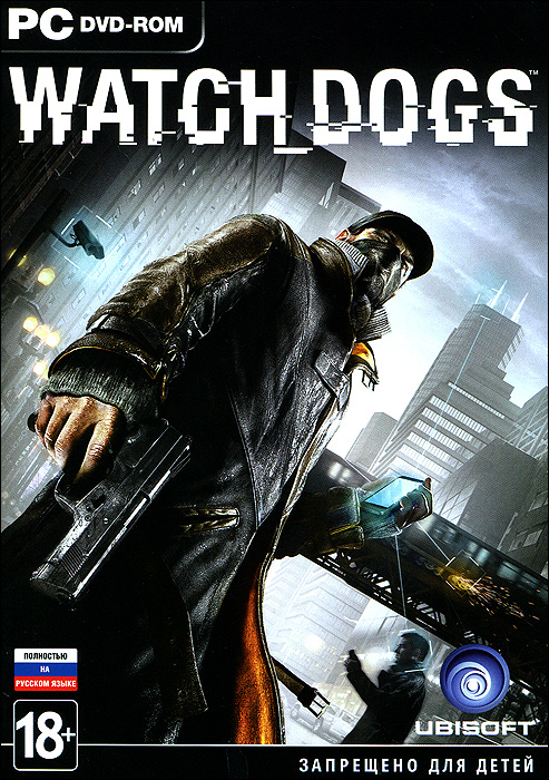 Watch Dogs (DVD-BOX)