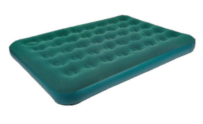 Кровать надувная RELAX  DOUBLE  с ножным насосом, 191 х 137 х 22 см - Складная и надувная мебель
