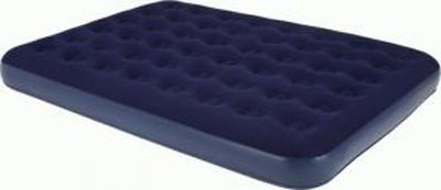 Кровать надувная RELAX KING, 203 x 183 x 22 см67742Надувная кровать AIR BED KING. - Размер кровати: 203 х 183 х 22 см.- Высота 22 см. - Время надувания 1 минута в зависимости от используемого насоса.- Прочный запирающий клапан.- Водостойкое велюровое покрытие не позволяет белью соскальзывать.- Самоклеящаяся заплатка в комплекте.Комфорт и компактность делают надувные кровати RELAX отличным выбором для путешествия, кемпинга и домашнего использования. Для использования кровати рекомендуется приобрести электрический или двух-ходовой насос. Характеристики: Упаковка: коробка. Размер упаковки: 37 х 27 х 12 см.Размер кровати: 203 х 183 х 22 см. Цвет: синий. Материал: высококачественный винил с велюровым покрытием. Вес: 4,0 кг. Артикул: JL020256-5N.