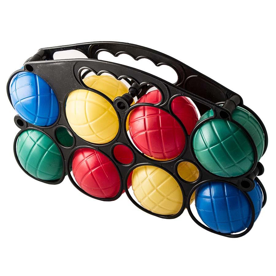 Набор шаров для игры в петанк, 9 шт. 95491
