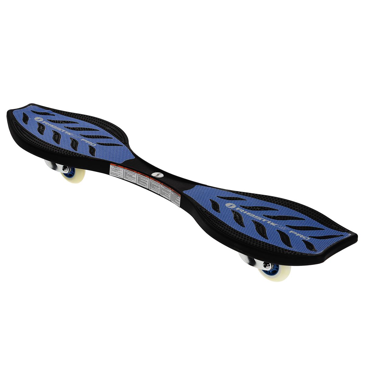 Скейтборд Ripstik Air Pro, двухколесный, цвет: синий