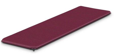 Коврик самонадувающийся Alexika Trekking 60, цвет: бордовый. 9333.3808 alexika comfort