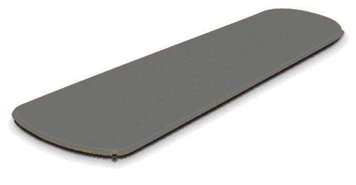 Коврик самонадувающийся Alexika Expert, цвет: серый. 9301.2512С71346Туристический коврик для альпинизма и экстремальных походов. Когда основные требования к коврику - минимальный вес и размер, то лучший выбор - коврик Alexika Expert. Легкий наполнитель, анатомическая форма, высокопрочные ткани позволяют рекомендовать эту модель для экстремального туризма. Внимание! Во время первого использования коврик необходимо надуть самостоятельно. При дальнейшем использовании коврик будет надуваться сам после открытия клапана.