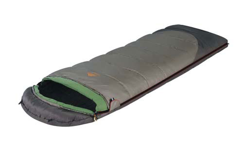 Спальный мешок-одеяло Alexika Summer Plus, цвет: серый, правосторонняя молния. 9258.01071010-01199-23Summer Plus - это идеальный спальный мешок-одеяло с синтетическим наполнителем для отдыха на природе в летнее время года. Любители путешествий и кемпинга по достоинству оценят все преимущества этого мешка, среди которых небольшой вес, быстрое время высыхания и легкое восстановление формы. Спальный мешок Summer Plus изготовлен в классическом стиле и представляет собой спальник-одеяло плюс подголовник. В подголовнике с легкостью можно разместить подушку или свои вещи. Для этого в нем имеются два входа. Специальный утеплитель APF-Isoterm защищает вас от проникновения холодного воздуха, поэтому в спальнике всегда сохраняется оптимальная температура.Специальная лента вдоль молнии не дает ей застопориться, даже если вы многократно застегиваете-расстегиваете мешок. Сетчатый внутренний карман спальника служит дополнительным отделением, где можно хранить часто необходимые вещи. На замке расположена люминесцентная петля для удобства использования в темное время суток. Существует возможность состегивания спальников - при желании вы можете сделать одно одеяло большого размера. У модели имеются дополнительные петли, благодаря которым мешок можно подвесить и быстро просушить.Особенности:Отделение под подушку с двумя входами.Лента от закусывания молнии.Сетчатый внутренний карман.Люминесцентная петля на замке молнии.Возможность состегивания спальников, имеющих молнии с правой и левой стороны.Петли для сушки.На треугольном клапане круглая липучка и светоотражающий ярлык.Утеплитель сформирован в пакеты, смещенные относительно друг друга на половину ширины пакета, что предотвращает проникновение холодного воздуха через швы.Размер в чехле: 40/30 см x 22 см.Внешняя ткань верх: Polyester 190T. Внешняя ткань низ: Polyester 190T Diamond RipStop PU 250 mm H2O.Внутренняя ткань: Cotton 40S.Утеплитель: APF-Isoterm 3D.