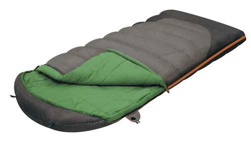 Спальный мешок-одеяло Alexika Summer Wide Plus, цвет: серый, правосторонняя молния. 9259.010719259.01071Summer Wide Plus - это идеальный спальный мешок-одеяло увеличенной ширины с синтетическим наполнителем для отдыха на природе в летнее время года. Любители путешествий и кемпинга по достоинству оценят все преимущества этого мешка, среди которых небольшой вес, быстрое время высыхания и легкое восстановление формы. Спальный мешок Summer Plus изготовлен в классическом стиле и представляет собой спальник-одеяло плюс подголовник. В подголовнике с легкостью можно разместить подушку или свои вещи. Для этого в нем имеются два входа. Специальный утеплитель APF-Isoterm защищает вас от проникновения холодного воздуха, поэтому в спальнике всегда сохраняется оптимальная температура.Специальная лента вдоль молнии не дает ей застопориться, даже если вы многократно застегиваете-расстегиваете мешок. Сетчатый внутренний карман спальника служит дополнительным отделением, где можно хранить часто необходимые вещи. На замке расположена люминесцентная петля для удобства использования в темное время суток. Существует возможность состегивания спальников - при желании вы можете сделать одно одеяло большого размера. У модели имеются дополнительные петли, благодаря которым мешок можно подвесить и быстро просушить. Особенности: Отделение под подушку с двумя входами.Лента от закусывания молнии.Сетчатый внутренний карман.Люминесцентная петля на замке молнии.Возможность состегивания спальников, имеющих молнии с правой и левой стороны.Петли для сушки.На треугольном клапане круглая липучка и светоотражающий ярлык.Утеплитель сформирован в пакеты, смещённые относительно друг друга на половину ширины пакета, что предотвращает проникновение холодного воздуха через швы.Размер в чехле: 48/38 см x 25 см.Внешняя ткань верх: Polyester 190T.Внешняя ткань низ: Polyester 190T Diamond RipStop PU 250 mm H2O.Внутренняя ткань: Cotton 40S.Утеплитель: APF-Isoterm 3D.