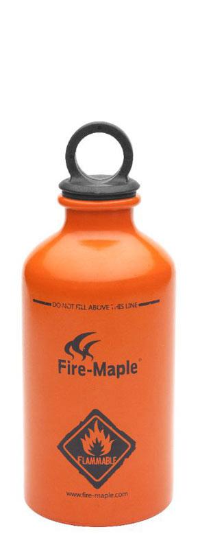 Емкость для топлива Fire-Maple, алюминиевая, 0.33 л. FMS-B330FMS-B330Емкость для топлива разработана специально для бензиновых горелок Engine FMS-F3 и Turbo FMS-F5. Прочный, усиленный алюминиевый корпус и удобная плотная крышка с кольцом делают емкость более прочной и безопасной. Дизайн и технология производства позволяет достичь высокого уровня сопротивления деформации. Окрашенная поверхность имеет антикоррозийные свойства и защищает поверхность от воздействия пролитого топлива, делая поверхность более прочной.Предназначена для хранения различных видов жидкого топлива.