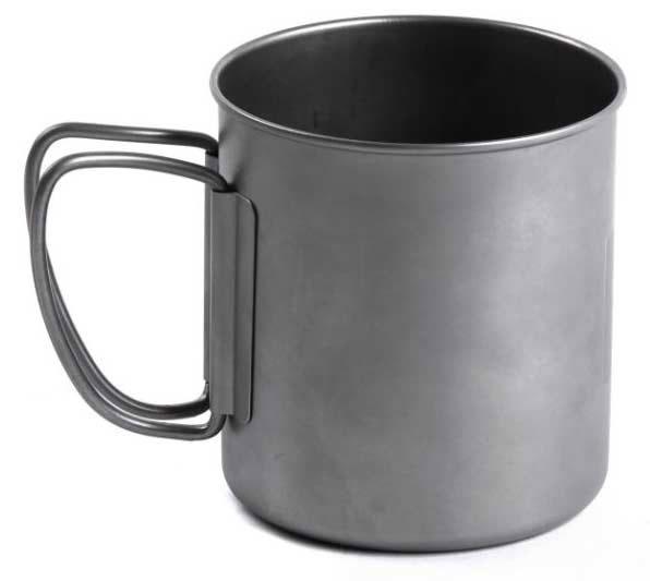 Кружка Fire-Maple, титановая, 0.33 л. FMP-307AS009Кружка сделана из титана, наиболее безопасного и легкого материала для изготовления походной посуды. Посуда из титана легкая и безопасная как для человека, так и для окружающей среды.