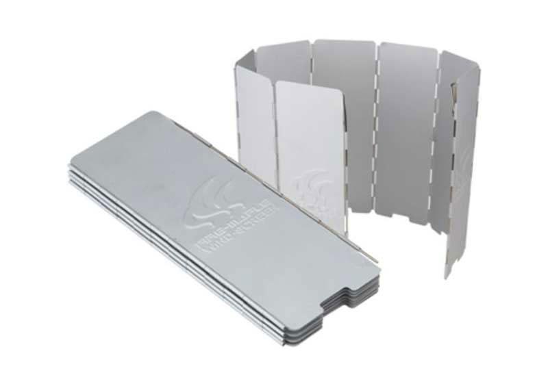 Ветрозащитный экран Fire-Maple, жесткий, 8 секций, 24 см х 68 см. FMW-508 - Горелки, Обогреватели