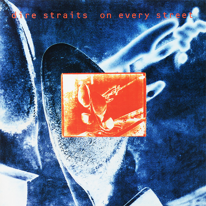 Dire Straits Dire Straits. On Every Street (2 LP)
