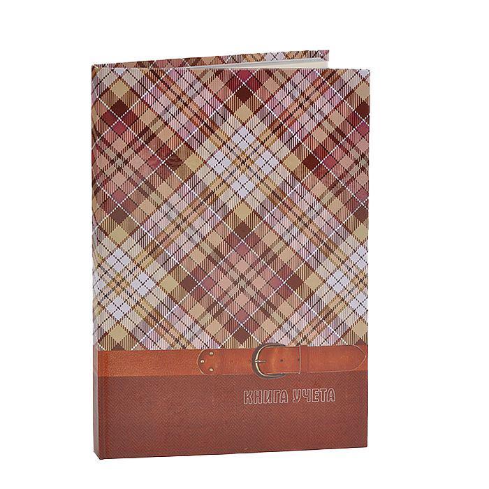 Книга учета Index А4 линейка385066