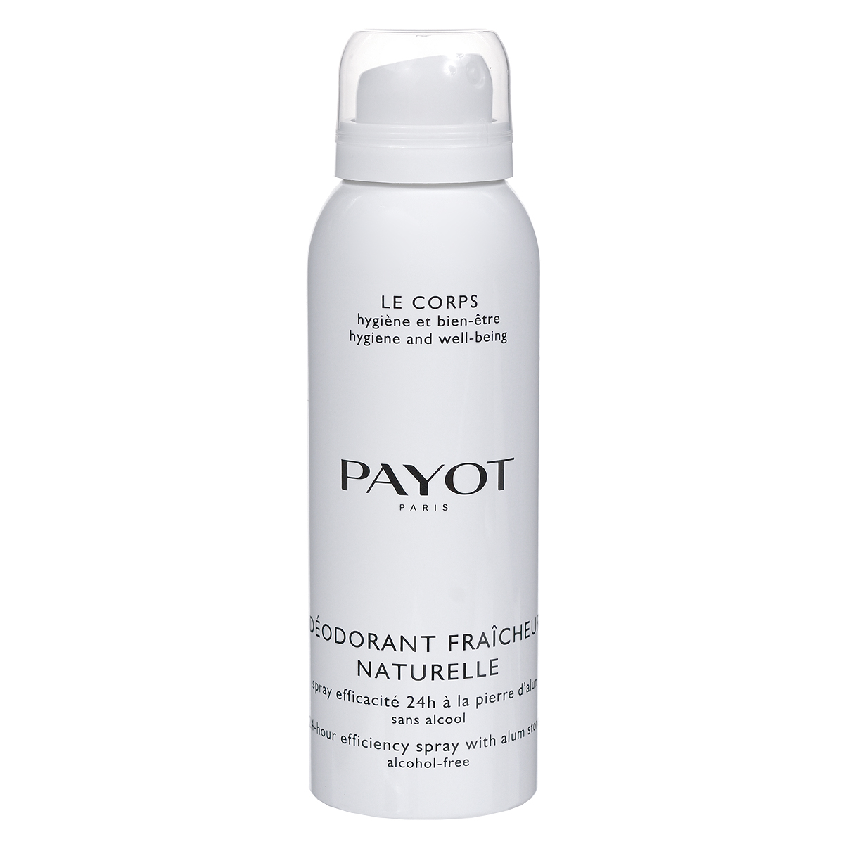 Payot Дезодорант-спрей Naturelle, женский, 125 млMP59.4DБезалкогольный дезодорант обеспечивает гигиену в течение дня, прекрасно смягчает и успокаивает кожу после эпиляции и бритья.Наносите дезодорант на чистую сухую кожу подмышек.