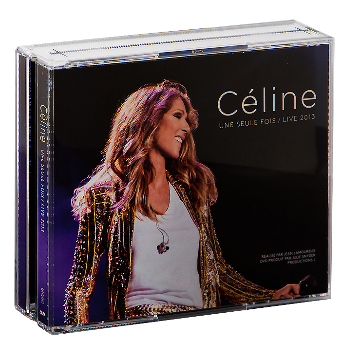 Селин Дион Celine. Une Seule Fois / Live 2013 (2 CD + DVD) louis ferdinand celine feerie pour une autre fois
