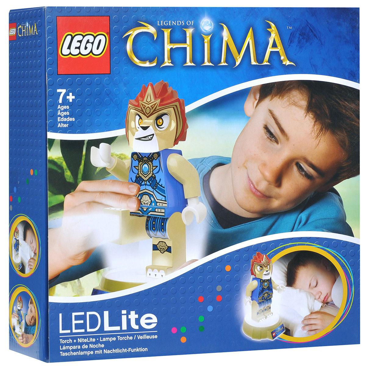 LEGO: Фонарик-ночник Chima: Laval LGL-TOB15