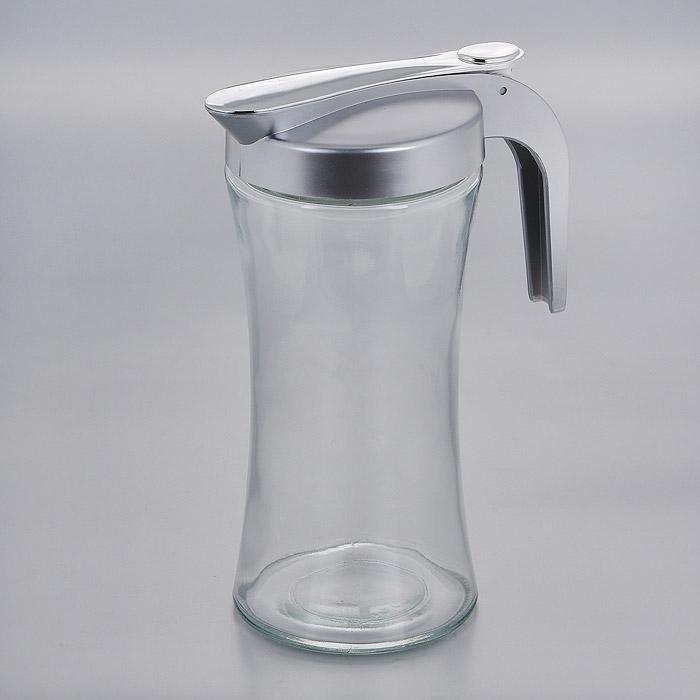 Кувшин Esprado Cristella, 1 л1193756Кувшин Esprado Cristella изготовлен из качественного прозрачного стекла, отполированного до идеального блеска и гладкости. Термостойкое стекло позволяет использовать кувшин при различных температурах (от -15°С до +100°С), что делает его функциональным и универсальным кухонным аксессуаром. Кувшин оснащен пластиковой крышкой серебристого цвета со специальной кнопкой для легкого использования. Cristella - это классическая коллекция функциональных емкостей для хранения из стекла, в которой представлены удобные современные предметы, необходимые на любой кухне. Благодаря различным дизайнерским решениям они дополнят и украсят интерьер любой кухни. Запрещается использовать в духовом шкафу, микроволновой печи и посудомоечной машине.