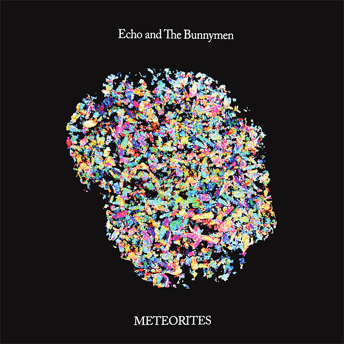 Echo And The Bunnymen Echo & The Bunnymen. Meteorites (2 LP + CD)