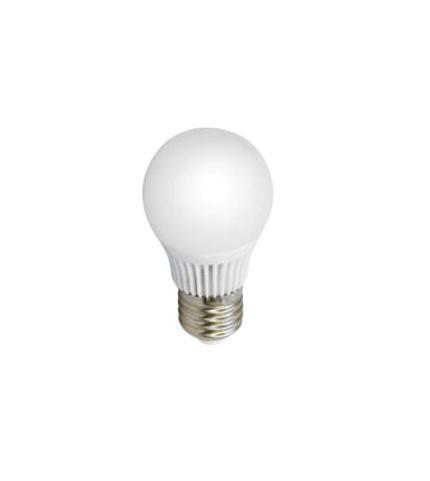 Лампа светодиодная Estares Шарик, теплый белый свет, цоколь Е27, 8WRSP-202SСветодиодная лампа Estares Свеча инновационный и экологичный продукт, специально разработанный для эффективной замены любых видов галогенных или обыкновенных ламп накаливания во всех типах осветительных приборов. Не имеет вредных излучений UF и IR