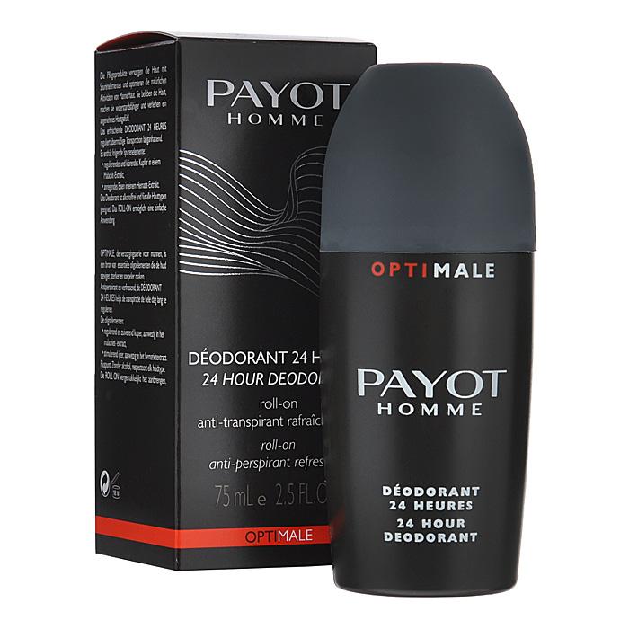 Payot Дезодорант роликовый для тела, мужской, 75 млFS-00897Удобный в использовании дезодорант позволяет надолго сохранять свежесть и сухость коже. Устраняет признаки раздражения. Подходит даже для чувствительной кожи.