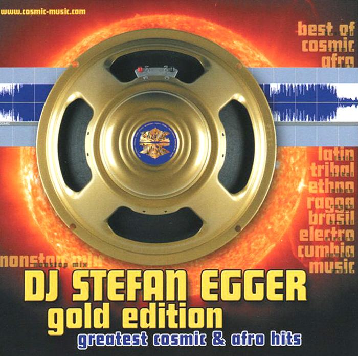 DJ Stefan Egger. Gold Edition