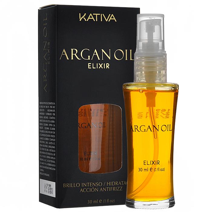 Kativa Защитное масло для волос Эликсир Арганы ARGAN OILFS-54100Благодаря высокому содержанию витаминов А и Е, а также омега 3 и 9 жирных кислот, эликсир повышает выносливость волос к негативным воздействиям. Аргановое масло интенсивно увлажняет и питает волосы, улучшая их структуру и внешний вид.Способ применения: для интенсивного увлажнения смешайте 5 капель концентрата с 20 гр маски из линии Аргана, полученную смесь нанесите на волосы, оставьте на 5 минут, а затем смойте.Добавьте 5 капель средства в краску или раствор для выпрямления волос и используйте как обычно. Ваши волосы будут надежно защищены!Придайте волосам гладкость шелка - нанесите всего несколько капель масла (в зависимости от длины) на сухие волосы.Для надежной термозащиты нанесите несколько капель продукта непосредственно перед сушкой или выпрямлением при помощи утюжка.