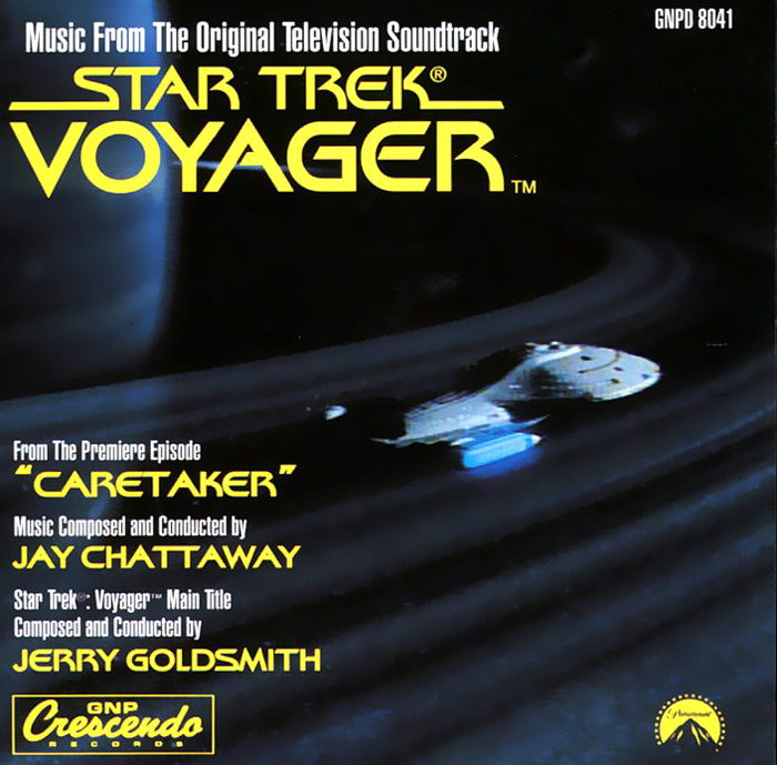 Star Trek. Voyager. Music From The Original Television Soundtrack
