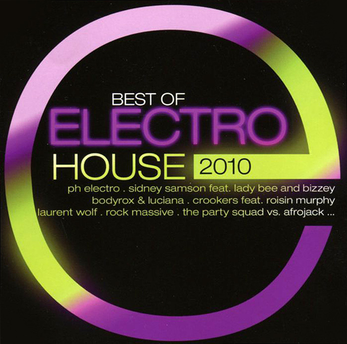 Best Of Electro House 2010 (2 CD)