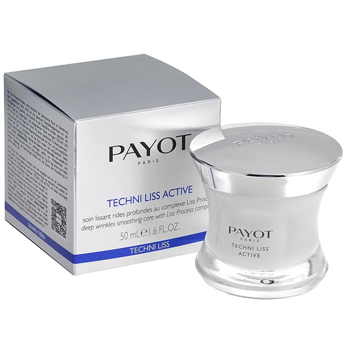 Payot Крем для лица, для коррекции глубоких морщин, 50 млA8128200Крем для любого типа кожи уменьшает длину и глубину морщин; разглаживает, заполняет и выталкивает их; питает и смягчает кожу.Наносите крем утром на очищенную кожу лица и шеи.