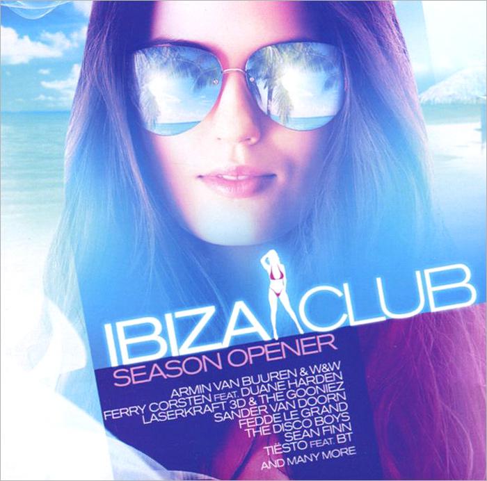 Ibiza Club. Season Opener (2 CD)