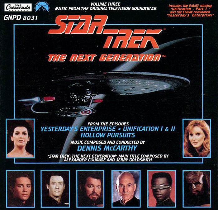 Star Trek. The Next Generation. Volume Three серьги sokolov 724179 s