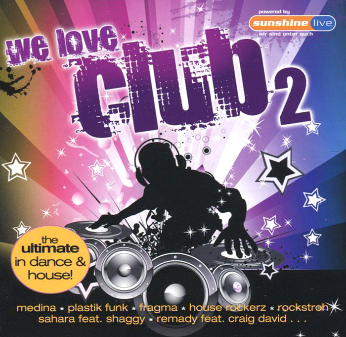 We Love Club 2 (2 CD)