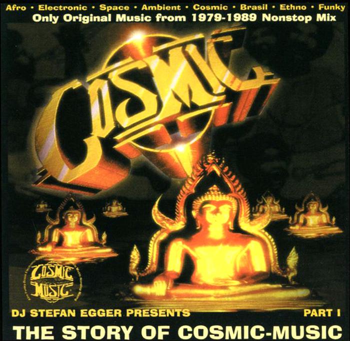 DJ Stefan Egger. The Story Of Cosmic Music. Part I