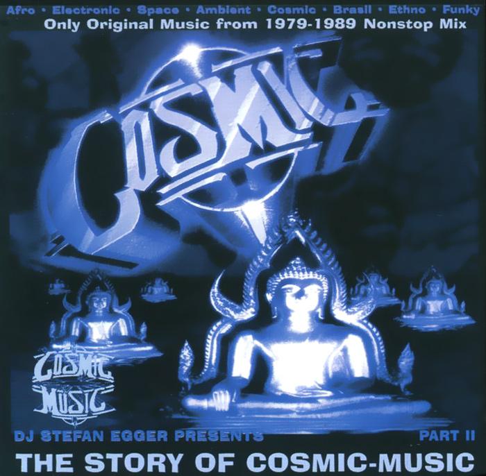 DJ Stefan Egger. The Story Of Cosmic Music. Part II