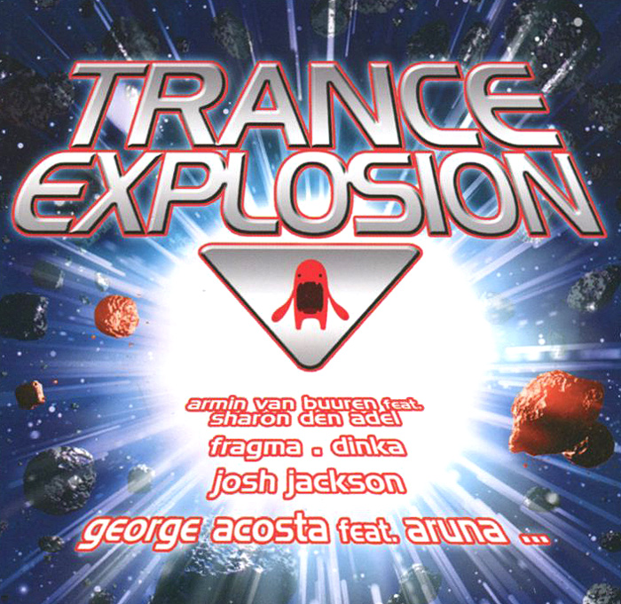 Trance Explosion (2 CD)