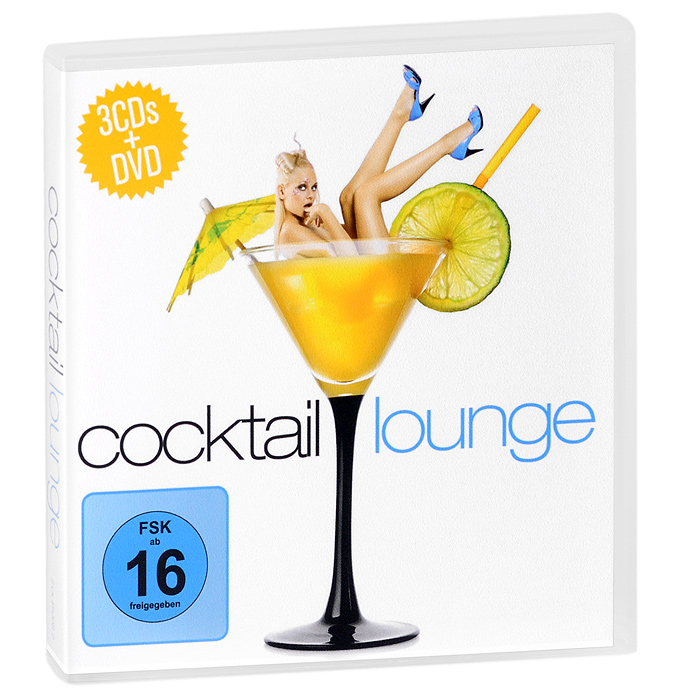 Tafubar,Five Seasons,Карен Гибсон Рок,Derrick,Beach Hoppers Cocktail. Lounge (3 CD + DVD) игрушка дразнилка для кошек glg страус длина 60 см