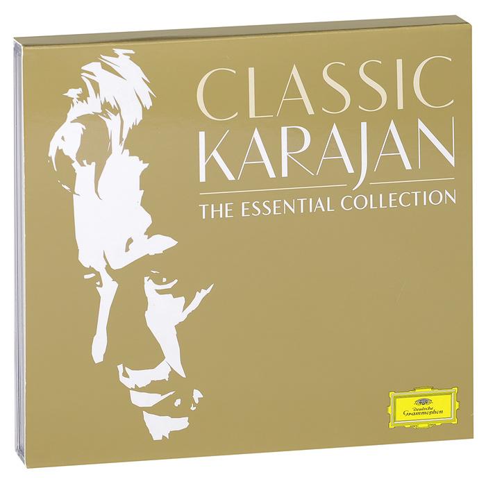 Содержание: CD 1: Classic Karajan. The Essential CollectionRichard Strauss 01. Also Sprach Zarathustra, Op.30: IntroductionGustav Mahler 02. Symphony No.5: 4. Adagietto Ludwig Van Beethoven 03. Symphony No.5 In C Minor, Op.67: 1. Allegro Con BrioGiacomo Puccini 04. Madama Butterfly: Coro A Bocca Chiusa (Act 2) Peter Ilyich Tchaikovsky 05. Serenade For Strings In C, Op.48: 2. WalzerWolfgang Amadeus Mozart 06. Serenade In G, K.525