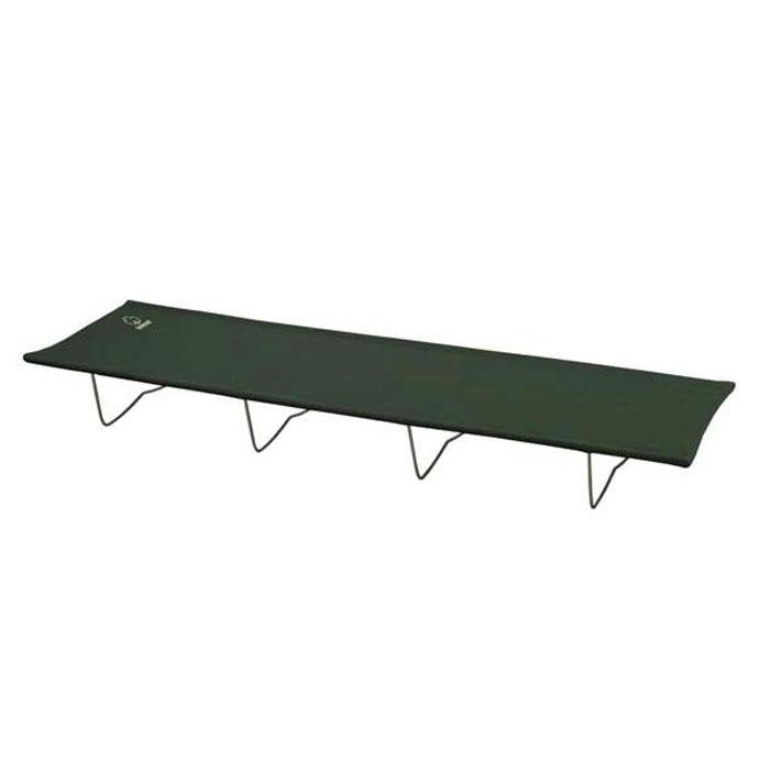 Кровать складная облегченная Greenell BD-6 LAS 25Кемпинговая кровать. Для хранения и транспортировки упаковывается в чехол. Занимает минимум места в сложенном виде.