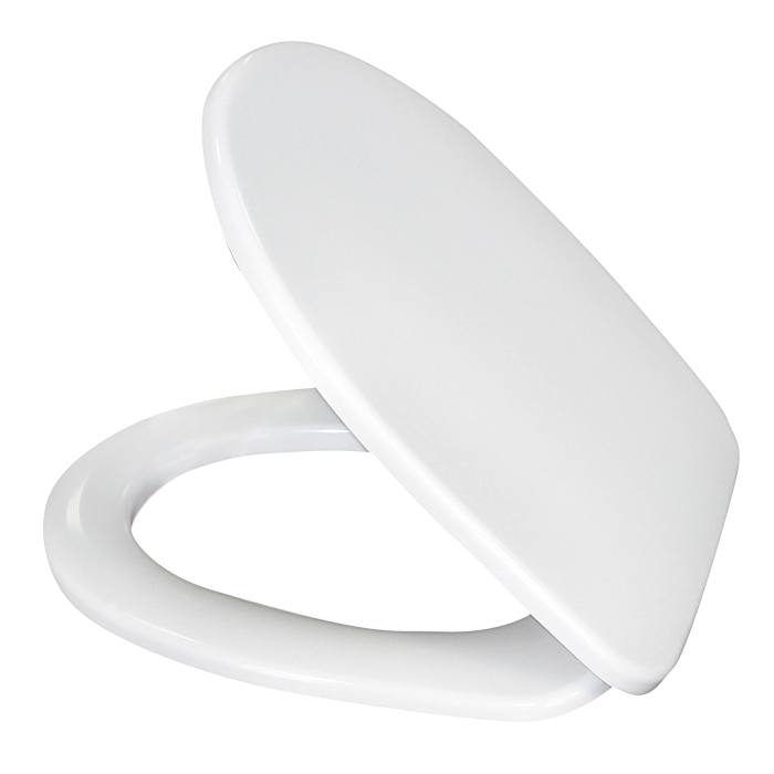 Сиденье для унитаза Iddis. ID 139 DpRICCI RRH-2150-SСиденье для унитаза Iddis выполнено из высококачественного дюропласта. Дюропласт является очень прочным и твердым материалом, который имеет матовую поверхность и не желтеет со временем, обеспечивает стойкость изделия к царапинам и повреждениям. Благодаря своим природным свойствам дюропласт препятствует размножению бактерий на поверхности сиденья.Крепления, входящие в комплект, изготовлены из нержавеющей стали, что обеспечивает прочное и надежное крепление сиденья к унитазу. Сиденье необходимо подбирать согласно формы чаши унитаза. Крепления входят в комплект.Внешние размеры: 360 х 429 мм.Внутренние размеры: 220 х 281 мм.