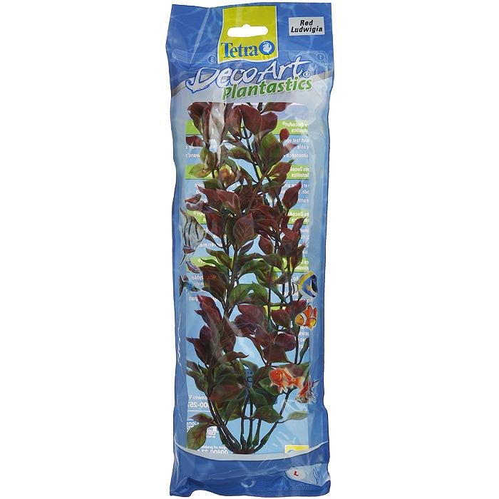 Искусственное растение для аквариума Tetra Людвигия L0120710Это растение хорошо подойдет для оформления аквариума.Естественно выглядящее искусственное растение;Для использования в любых аквариумах;Создает отличное место для укрытия (в т.ч. для метания икры);Легко и быстро устанавливается, является абсолютно безопасным;Не требует ухода;Долгое время не теряет форму и окраску. Высота растения: 30 см.