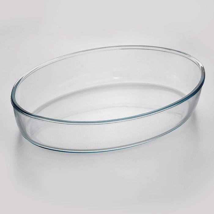 Форма для СВЧ Pasabahce Borcam, овальная, 35 х 24,5 см59074Овальная форма для СВЧ Pasabahce Borcam выполнена из жаропрочного стекла.Стекло - самый безопасный для здоровья материал. Посуда из стекла не вступает в реакцию с готовящейся пищей, а потому не выделяет никаких вредных веществ, не подвергается воздействию кислот и солей. Из-за невысокой теплопроводности пища в ней гораздо медленнее остывает. Стеклянная посуда очень удобна для приготовления и подачи самых разнообразных блюд: супов, вторых блюд, десертов. Благодаря прозрачности стекла, за едой можно наблюдать при ее готовке, еду можно видеть при подаче, хранении. Используя такую посуду, вы можете как приготовить пищу, так и изящно подать ее к столу, не меняя посуды. Благодаря гладкой идеально ровной поверхности посуда легко моется. Можно использовать в духовках, микроволновых печах и морозильных камерах (выдерживает температуру от - 40°C до 300°C). Можно мыть в посудомоечной машине.
