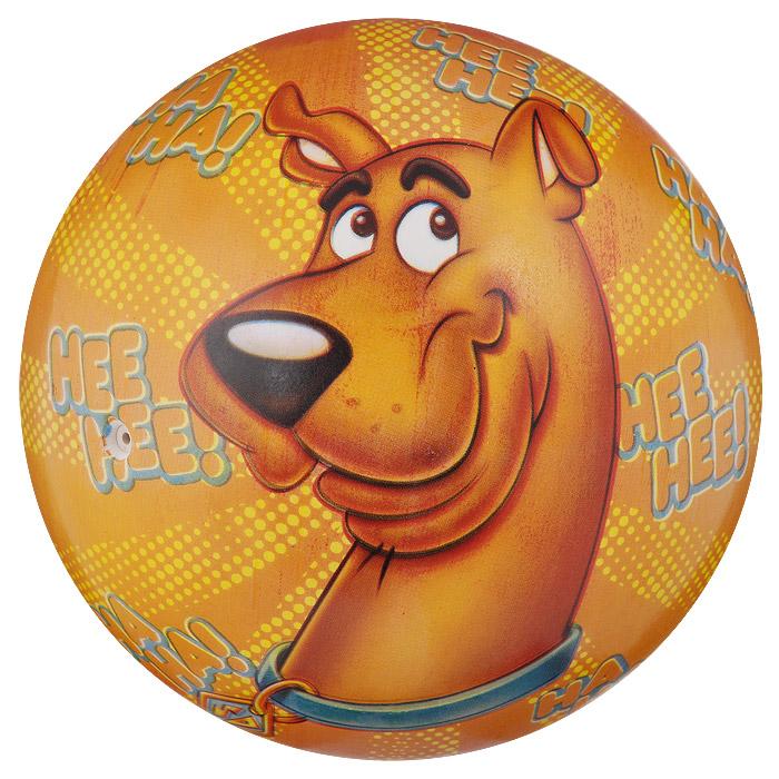 """Яркий детский мяч Dema-still """"Скуби-Ду"""" - это игрушка для детей любого возраста. Он выполнен из ПВХ оранжевого цвета и оформлен изображениями главного персонажа одноименного мультфильма - Скуби-ду. Мяч незаменим для любителей подвижных игр и активного отдыха, также он подходит для игр на воде. Игры с мячом развивают координацию движений, мелкую моторику рук и способствуют физическому развитию ребенка. УВАЖАЕМЫЕ КЛИЕНТЫ! Просим вас обратить внимание на тот факт, что мяч поставляется в сдутом виде и надувается при помощи насоса (насос не входит в комплект)."""