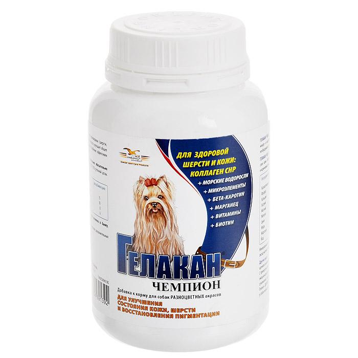 Добавка к корму для собак  Гелакан Чемпион , 150 г. GLN-6 - Ветеринарная аптека