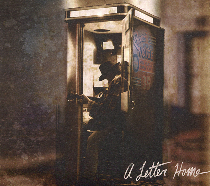 Neil Young. A Letter Home